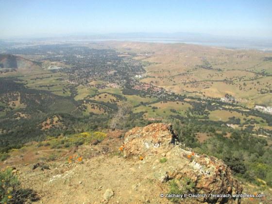 mount olympia summit / Mount Diablo State Park